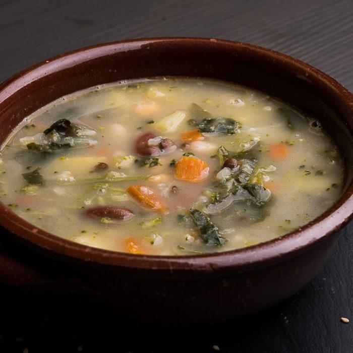 zuppa dell'orto