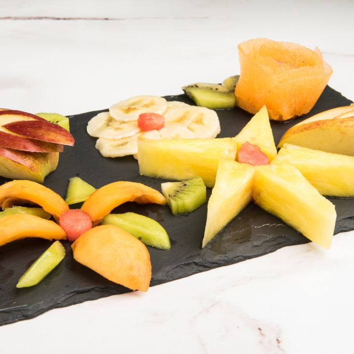 tagliata di frutta di stagione
